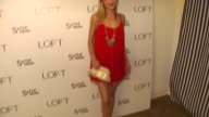 Arielle Kebbel at the LOFT Fall 2010 Style Studio Press Preview And Cocktail Party at Los Angeles CA
