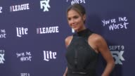 Arielle Kebbel at the Premiere of FXX's 'The League' Final Season and 'You're The Worst' 2nd Season at Regency Bruin Theater on September 08 2015 in...