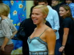 Arielle Kebbel at the 'Pulse' Los Angeles Premiere at Arclight Cinemas in Hollywood California on August 10 2006