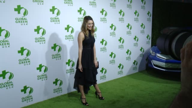 Arielle Vandenberg at the Global Green USA 12th Annual PreOscar® Party Avalon on February 18 2015 in Hollywood California