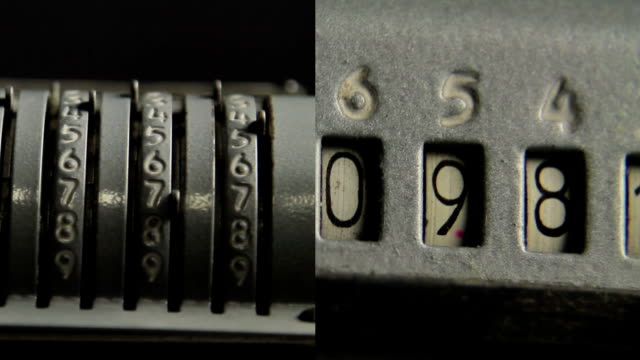 Arithmometer, film montage