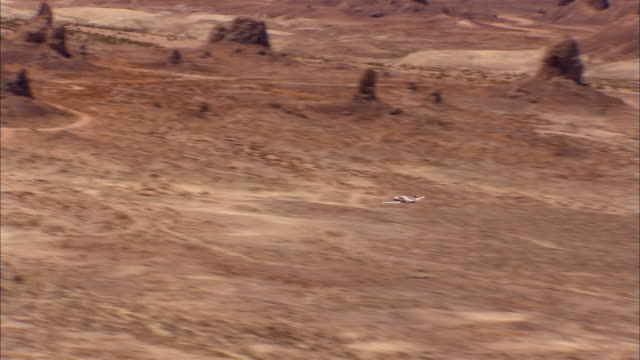 AIR TO AIR, WS, USA, Arizona, Grand Canyon, Lancair Legacy flying over desert