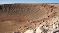 Arizona meteor crater