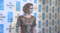 Arizona Muse at UNICEF The Halloween Ball at One Mayfair on October 29 2015 in London England