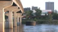 Arkansas River at Little Rock in HD