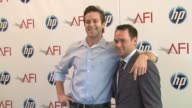 Armie Hammer and Dana Brunetti at the 2010 AFI Awards at Los Angeles CA