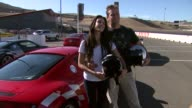 Armie Hammer at Audi Sportscar Experience on 10/13/12 in Sonoma CA