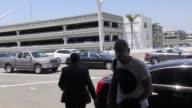 Armie Hammer at Los Angeles International Airport at Celebrity Sightings in Los Angeles on June 30 2017 in Los Angeles California