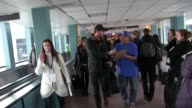Armie Hammer at Salt Lake City Airport for the Sundance Film Festival in Celebrity Sightings in Park City UT