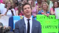 Armie Hammer at the 'Good Morning America' studio Armie Hammer at the 'Good Morning America' studio on June 24 2013 in New York New York