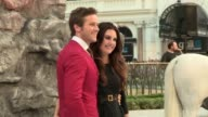 Armie Hammer at The Lone Ranger UK Premiere at Odeon Leicester Square on July 21 2013 in London England