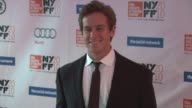 Armie Hammer at the 'The Social Network' 48th New York Film Festival at New York NY
