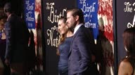 """Armie Hammer Elizabeth Chambers at """"The Birth of a Nation"""" Premiere Presented by Fox Searchlight in Los Angeles CA"""