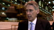 Army bullying Defence Secretary announces new Ombudsman INT Philip Hammond MP interview SOT