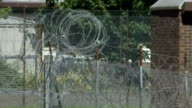 Army bullying Defence Secretary announces new Ombudsman Surrey Deepcut Army Barracks Barbed wire fencing surrounding Deepcut Barracks
