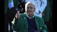 Arnold Palmer the golf great whose charisma and common touch made him adored by a legion of fans known as Arnies Army has died at the age of 87 the...