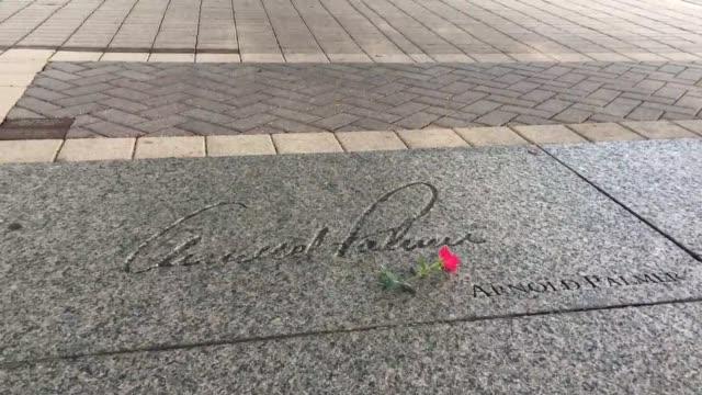 Arnold Palmer world golf hall of fame