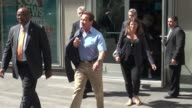 Arnold Schwarzenegger at 'FOX and friends' on June 25 2015 in New York City