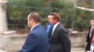 Arnold Schwarzenegger attend Arnold Classic Europe