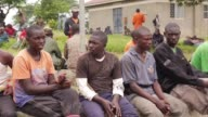 Around 1000 ex fighters from the Democratic Republic of Congo rebel group M23 are found in a Ugandan refugee camp