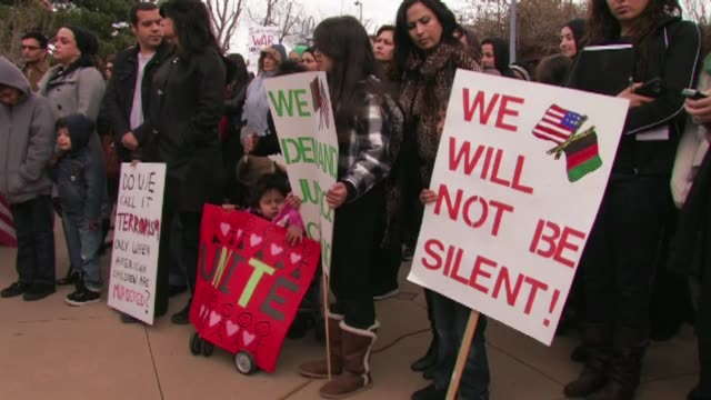 Around 150 members of California's Afghan community took to the streets of San Francisco on Saturday to protest the killing of 16 civilians in a...
