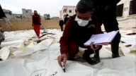 Around 60 bodies of pro regime fighters arrived on Monday at a morgue in the northern and rebel controlled part of the Syrian city of Aleppo after...