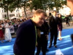 Arrivals at 'Mamma Mia' film premiere James Corden arriving at premiere