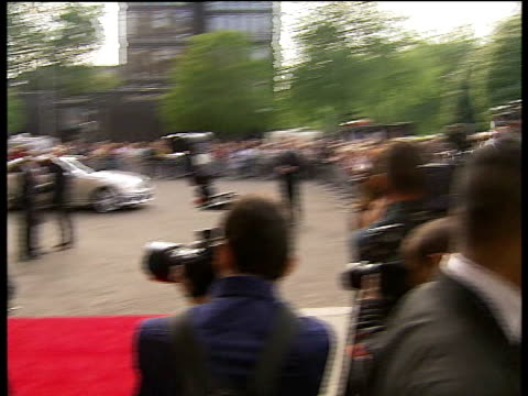 Arrivals at the Classical Brit Awards Sting and Trudi Styler posing for photocall on red carpet and along into concert hall Sarah Brightman posing...