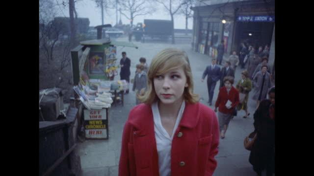 1961 - Arriving in London
