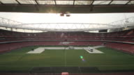 Arsenal Football Club exclusively screened the FA Cup final live for Arsenal Members at Emirates Stadium on Saturday May 17