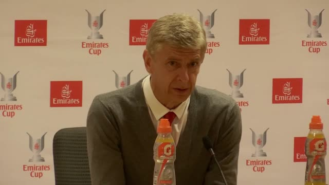Arsenal manager Arsene Wenger discusses the future of Alexis Sanchez whether or not his illness is genuine his thoughts on the African Cup of Nations...