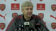 Arsenal manager Arsene Wenger speaks ahead of the Liverpool game Wenger spoke about the possible sales of Alexis Sanchez Shkodran Mustafi and Alex...