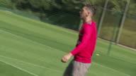 Arsenal training at London Colney before PL match vs Watford
