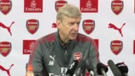 Arsene Wenger insists there is no ulterior motive to starting Alexis Sanchez in minor competitions and leaving him out of Arsenal's Premier League...