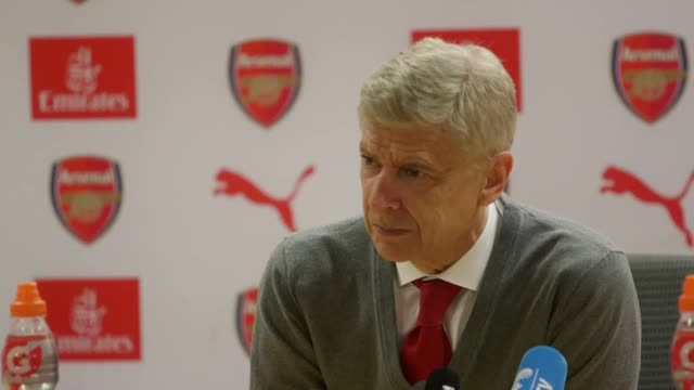 Arsene Wenger praises Arsenal's performance after they beat Swansea City 21 at home He hails goalscorer Saed Kolasinac in particular describing the...