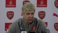 Arsene Wenger previews Arsenal's Premier League game against Hull