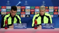 Arsene Wenger speaks about out of form Mesut Ozil and says that he cannot reveal team news ahead of the fixture He also says that David Ospina will...