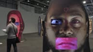 Art Basel the worlds largest contemporary art show has opened to the public