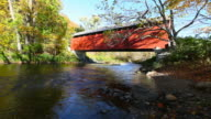 Arthur A. Smith Überdachte Brücke