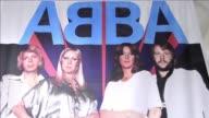 Articulos representativos de la legendaria banda sueca ABBA se subastaran en Estocolmo VOICED Recuerdos de ABBA en venta on August 09 2013 in...