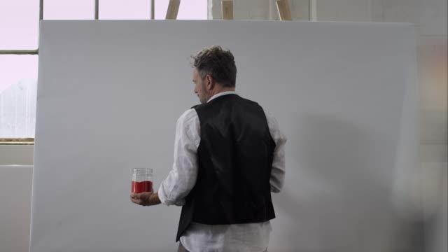 Avvio di un artista Pittura su tela