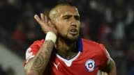 Arturo Vidal buried his Champions League heartache to set up a 20 opening victory for Chile over Ecuador as the Copa America kicked off here Thursday