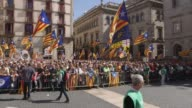 As a banned independence referendum looms in Catalonia communities in Spain's northeastern region are sharply divided over whether they want to stay...
