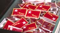 As campaigning officially begins for Myanmar's November 8 polls politicians and political parties are using colourful symbols to woo voters in what...