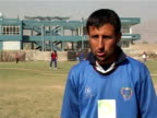 As cricket fans count down to the Twenty20 World Cup in the West Indies in April an unlikely team is taking the sport by storm Kabul Afghanistan