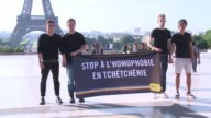 As France's new President Emmanuel Macron prepares to host Russian counterpart Vladimir Putin human rights activists from Amnesty International...