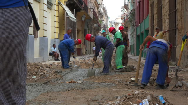 As government increases efforts to draw more tourists to the island many repairs work to tourists areas is prioritized