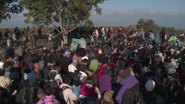 As hundreds of migrants crossed into Croatia from Serbia into Croatia on Wednesday a UNHCR spokesperson called for a coordinated reponse in dealing...