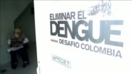As part of a project to eliminate dengue the Study and Control of Tropical Diseases Program of Antioquia's University says Aedes aegypti mosquitos...