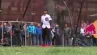WGN As part of his partnership with Red Bull Chicago Cubs third baseman Kris Bryant took part in a oneofakind batting practice session on April 11...